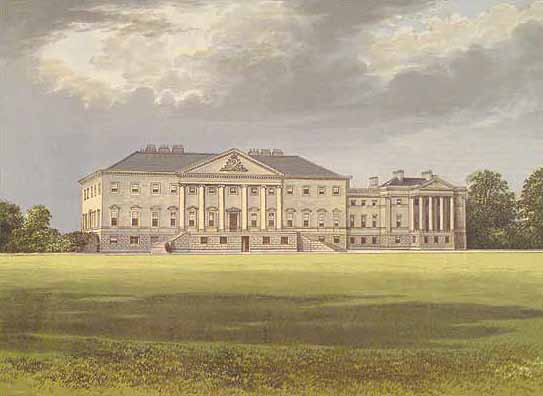 Nostell Priory, courtesy of Wikipedia