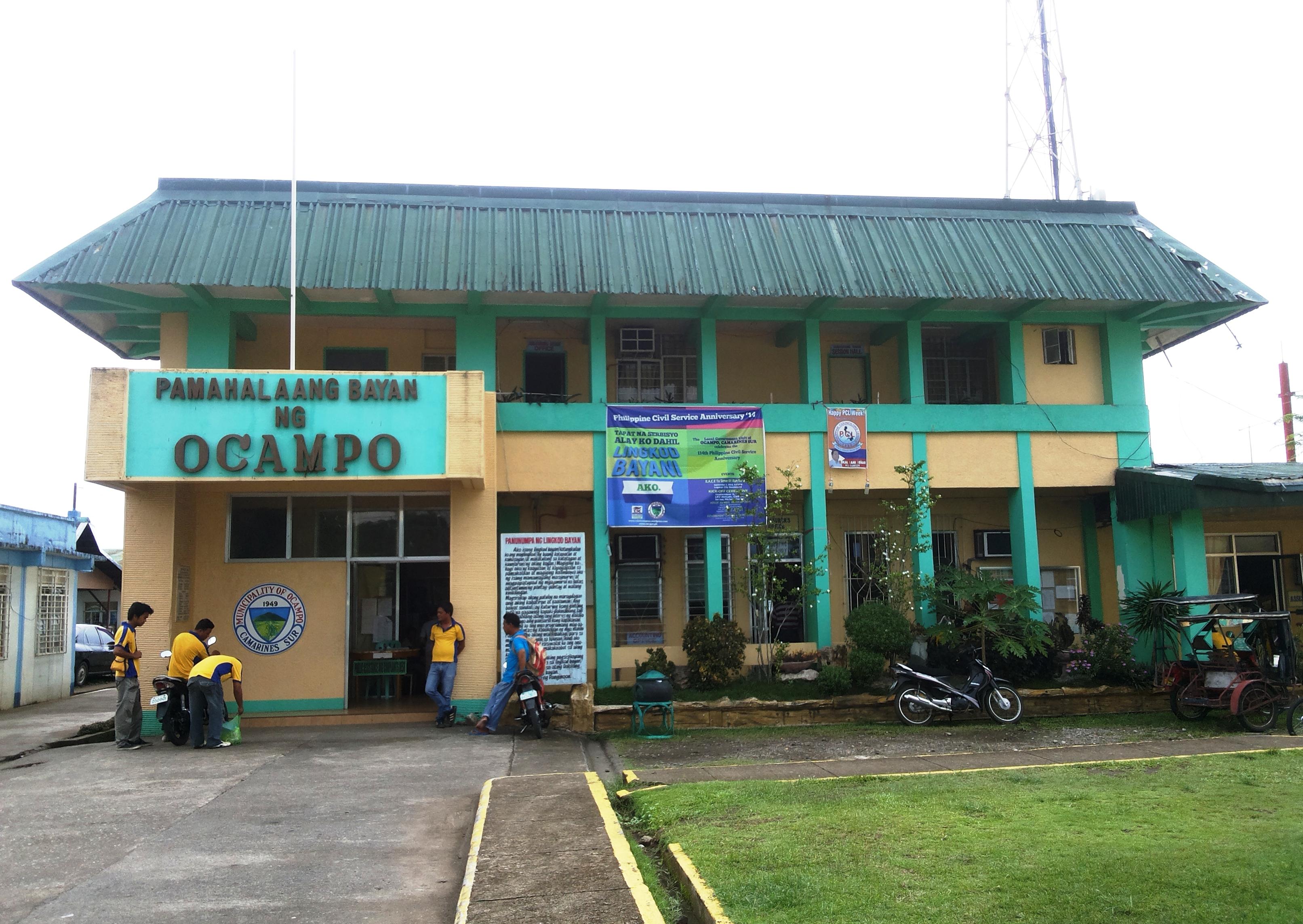 Ocampo, Camarines Sur - Wikipedia