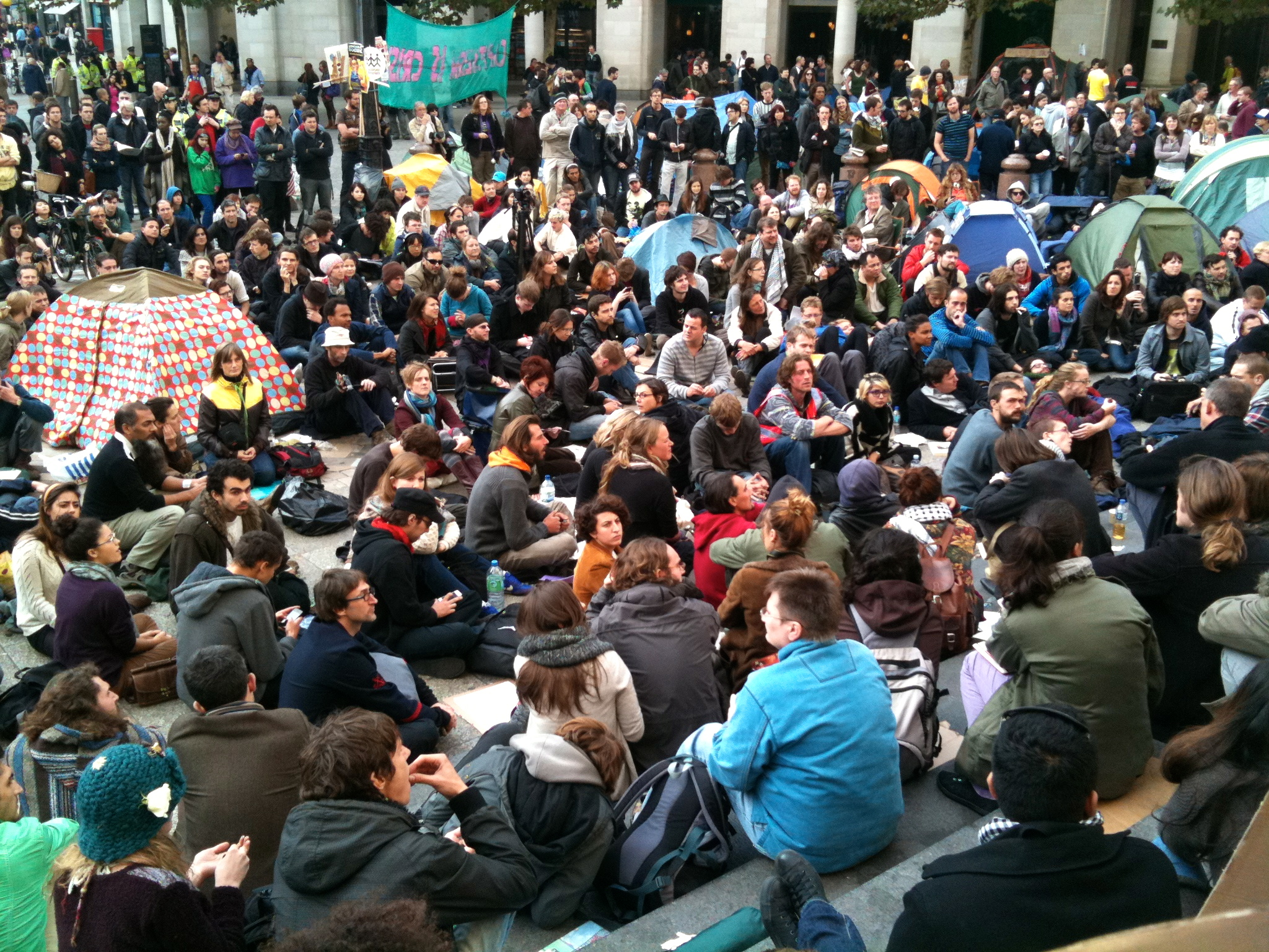 File:Occupy London - Public Assembly.jpg - Wikimedia Commons