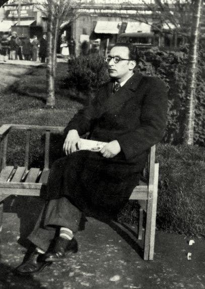 Omar Cáceres en San Antonio, 1926