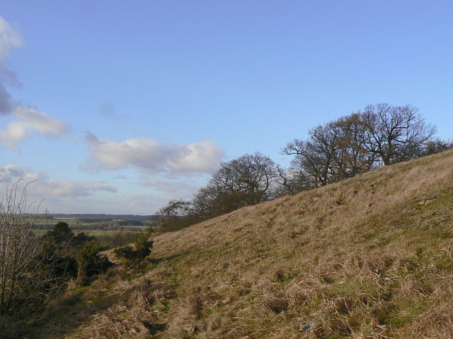 On Croft Hill - geograph.org.uk - 1136366