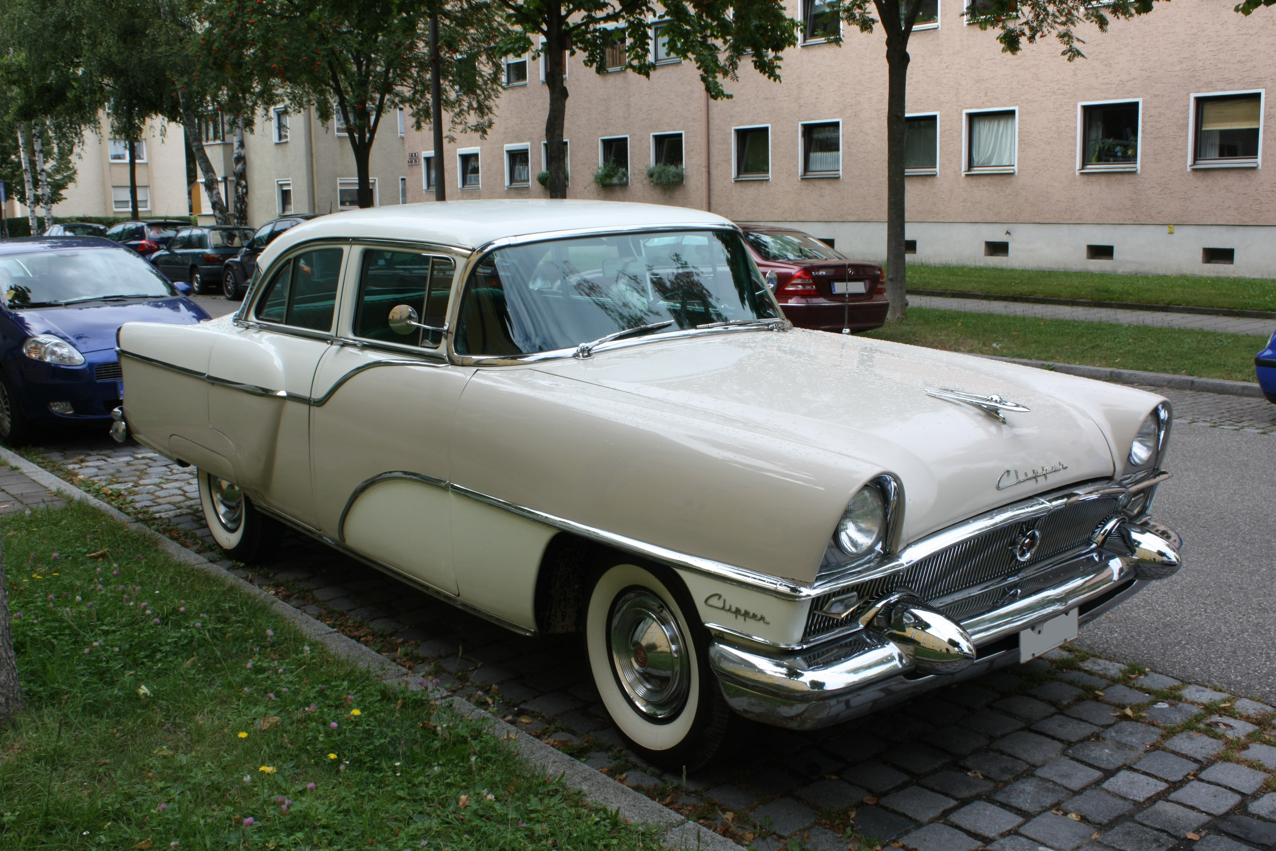 1955 Packard Clipper Classic Automobiles