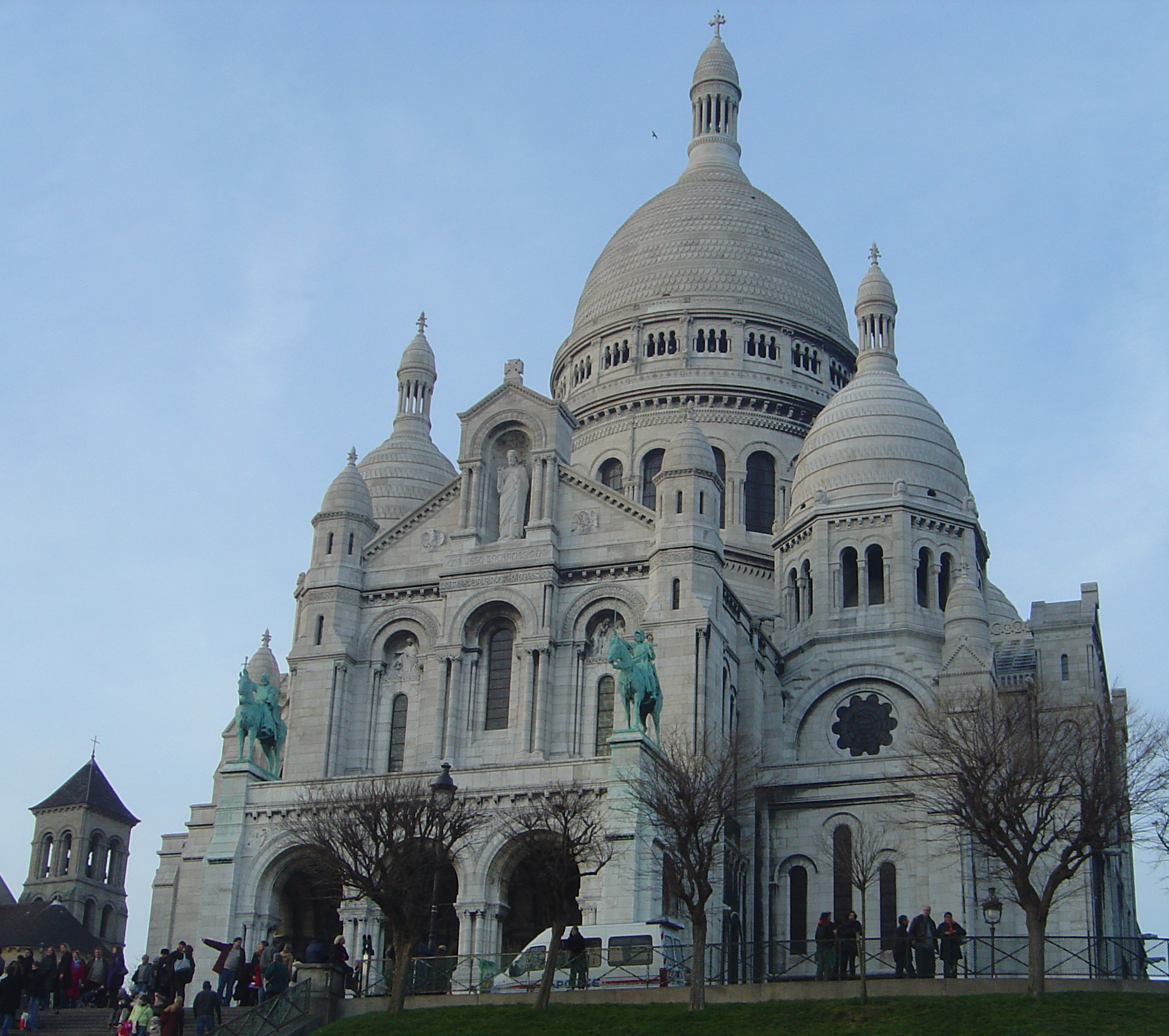 File paris montmartre sacre coeur wikimedia for Location b b france