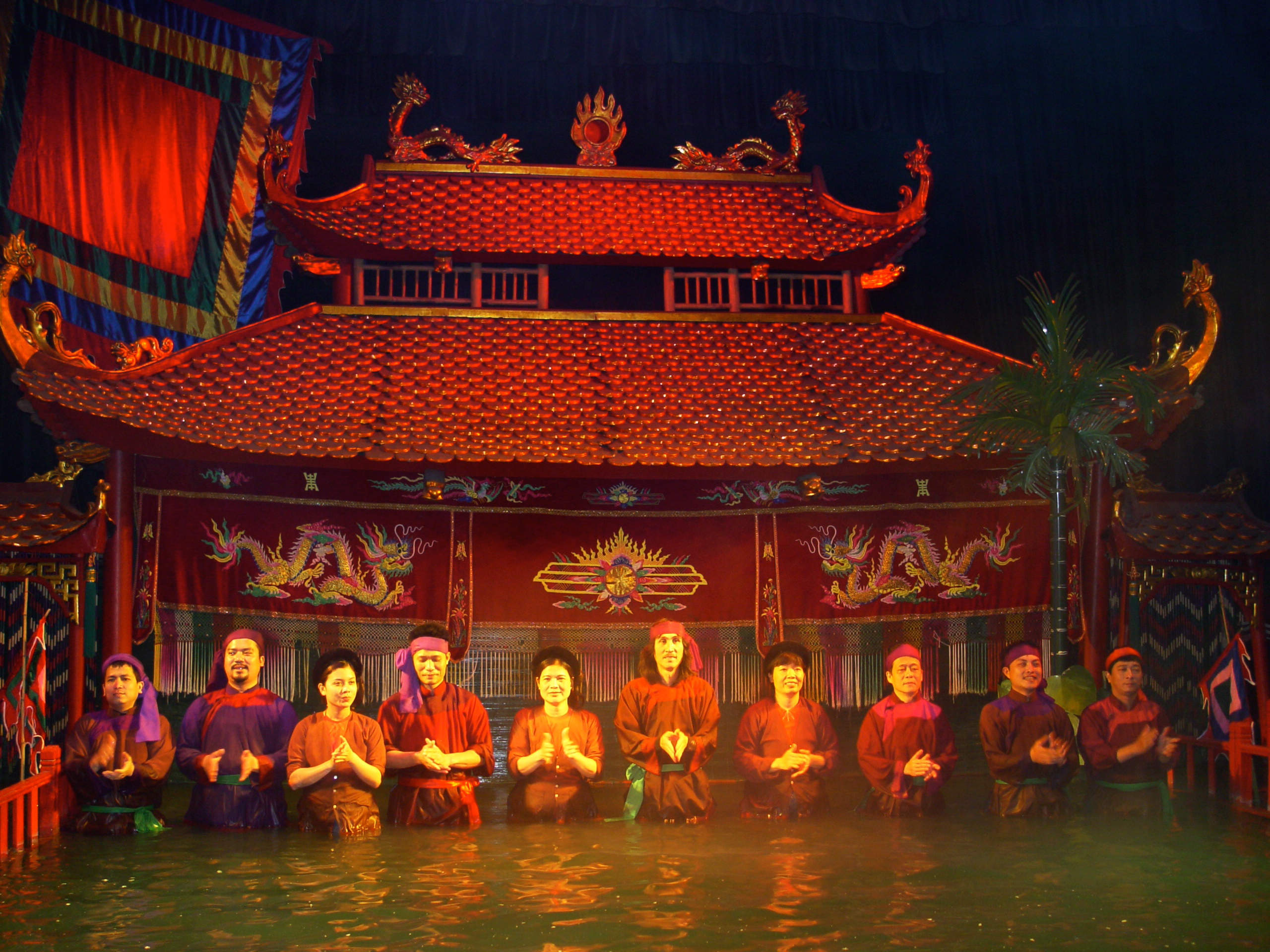 Vietnamese Theater: The Water Puppet Show in Hanoi - Thang Long Water Puppet Theatre