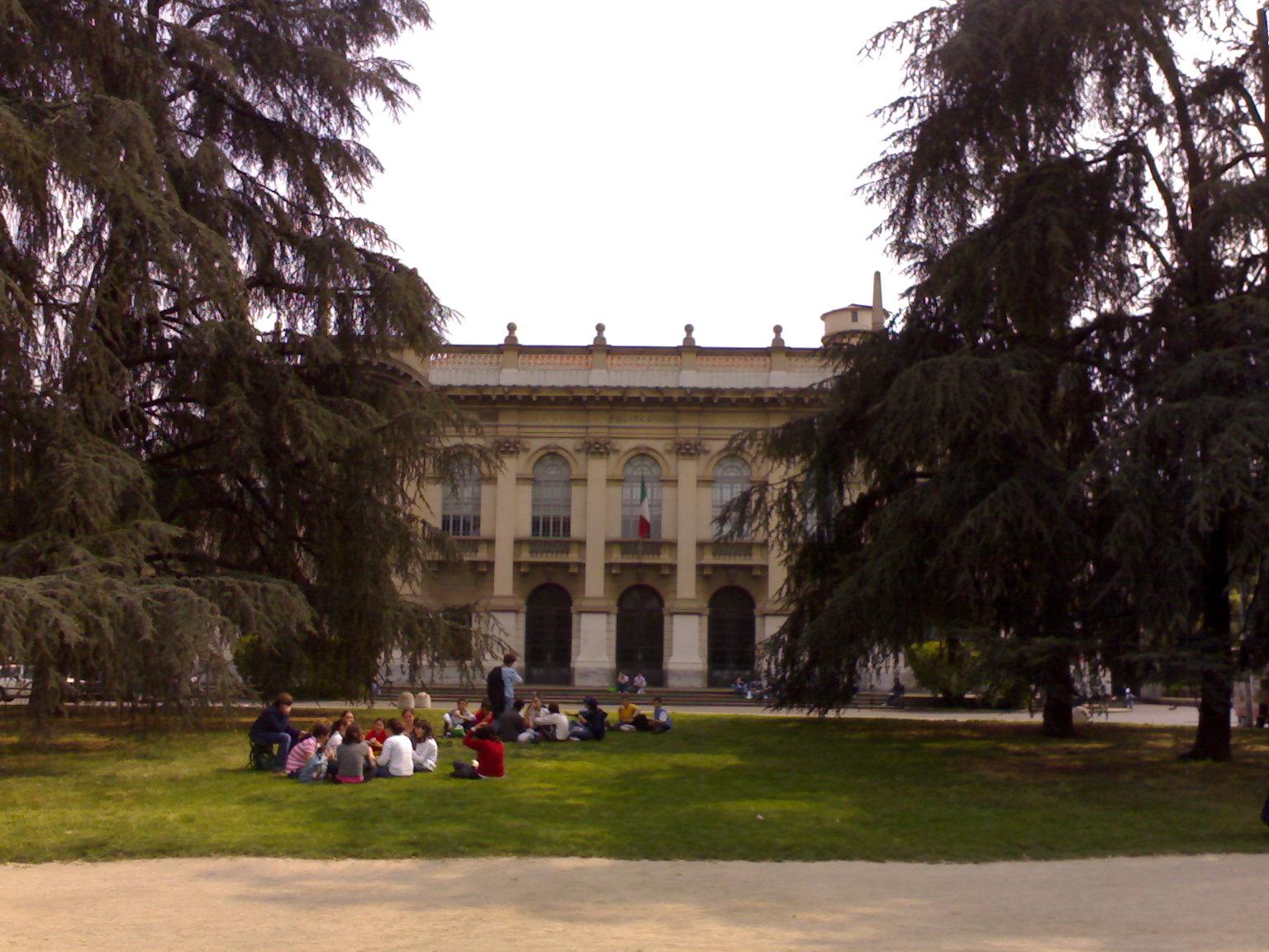 File wikimedia commons for Architettura politecnico di milano