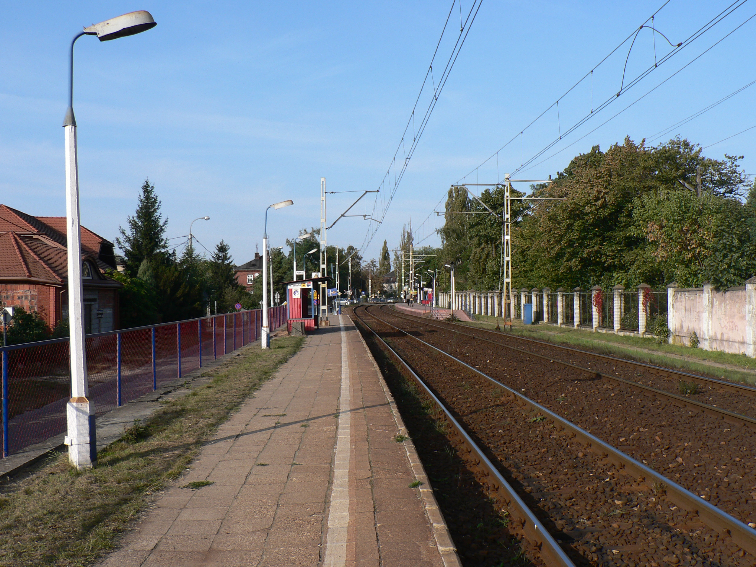 Tworki (železniční zastávka)
