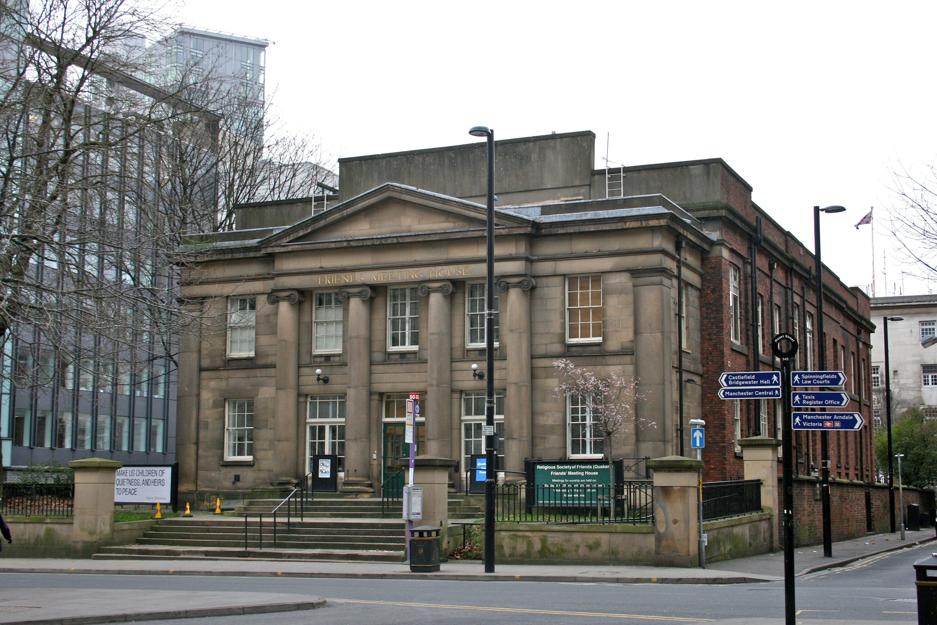 Image result for friends meeting house