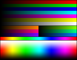 RGB 24bits palette color test chart.png