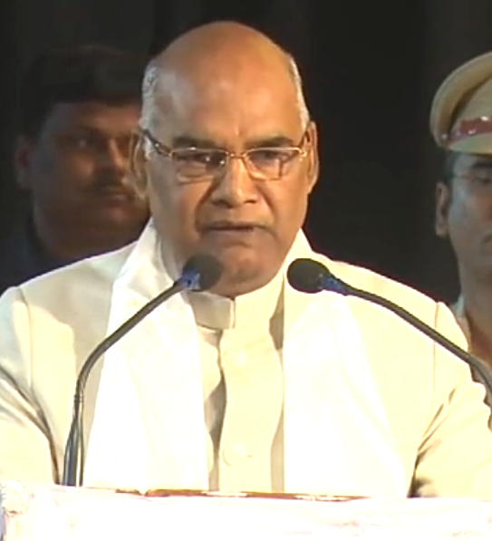 President Ram Nath Kovind asks mining companies to make policy for welfare of labourers