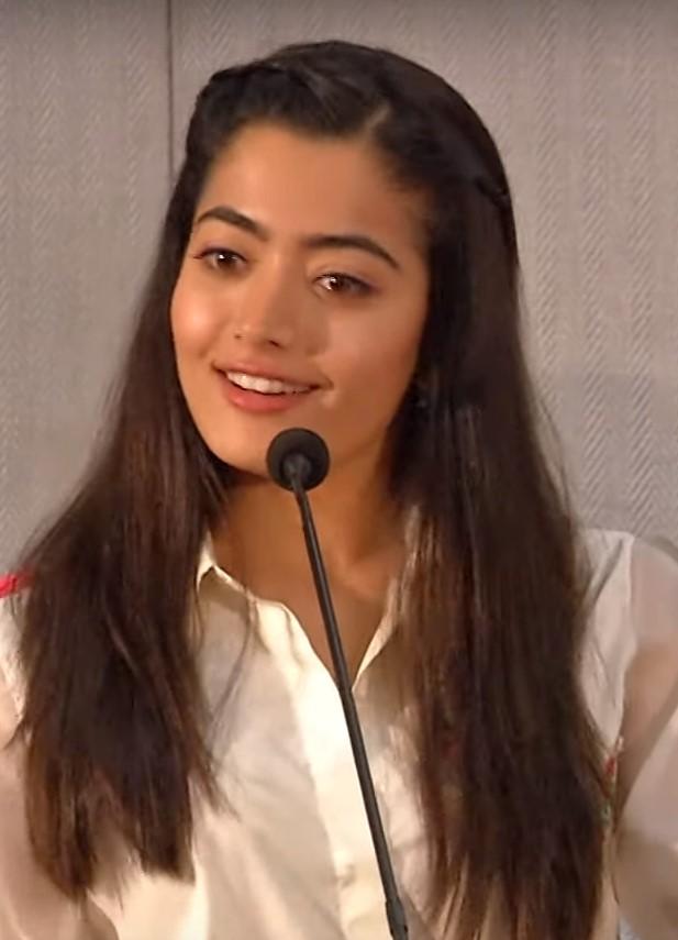 Rashmika Mandanna Wikipedia