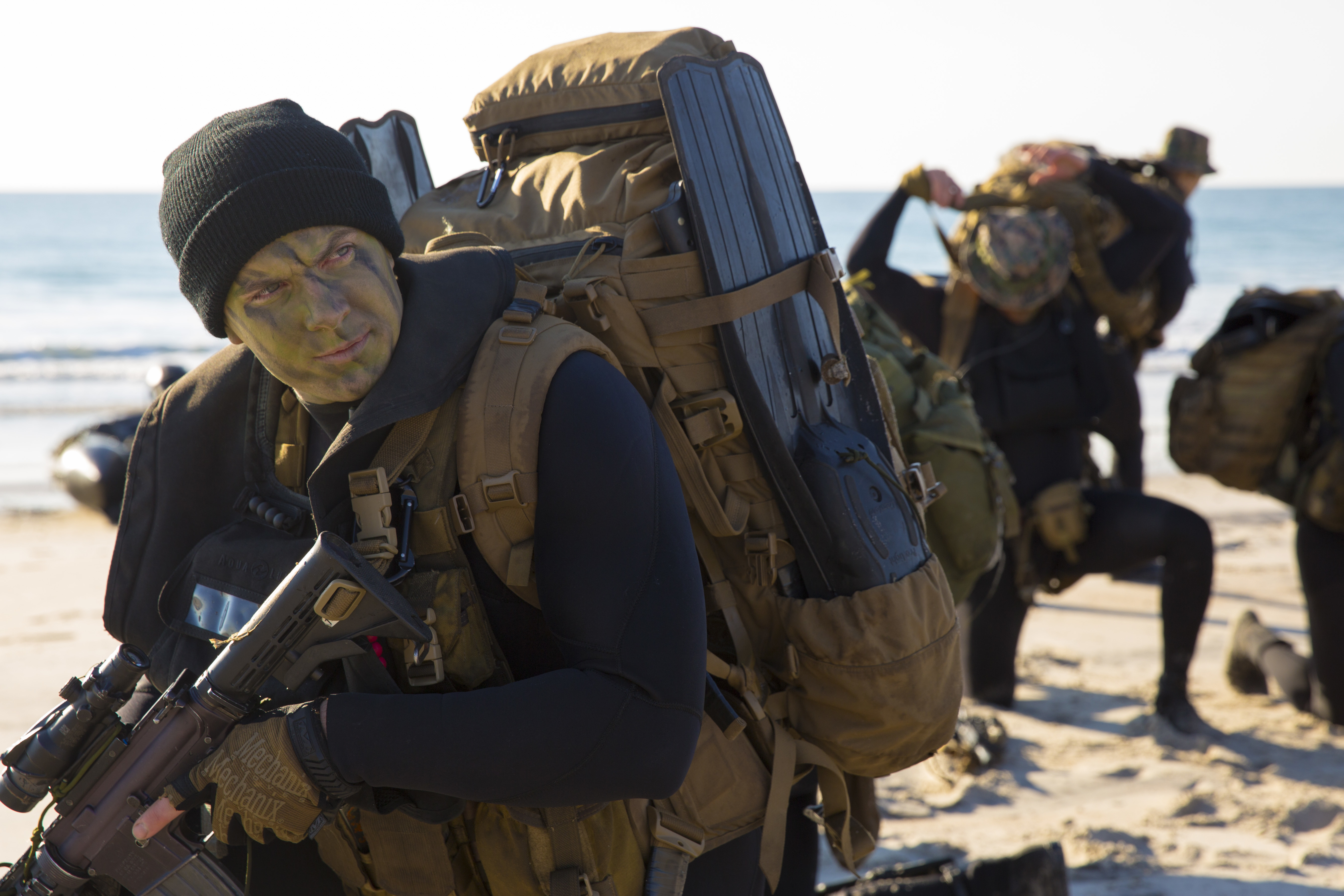 File Recon Has Landed Marines Prepare The Way For