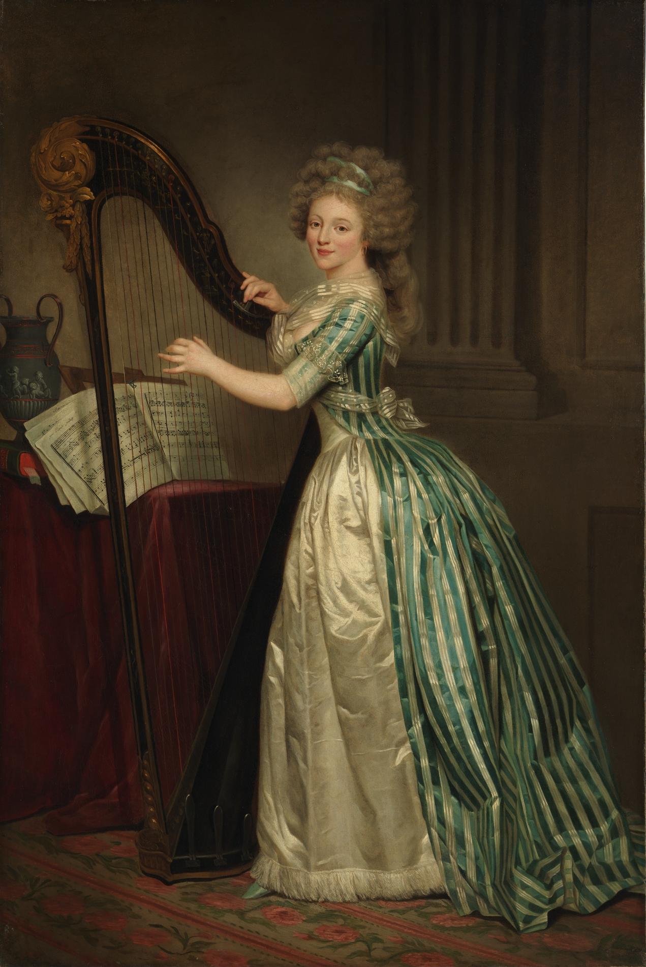 "Artventures: French ""Renaissance"" Women Of The"
