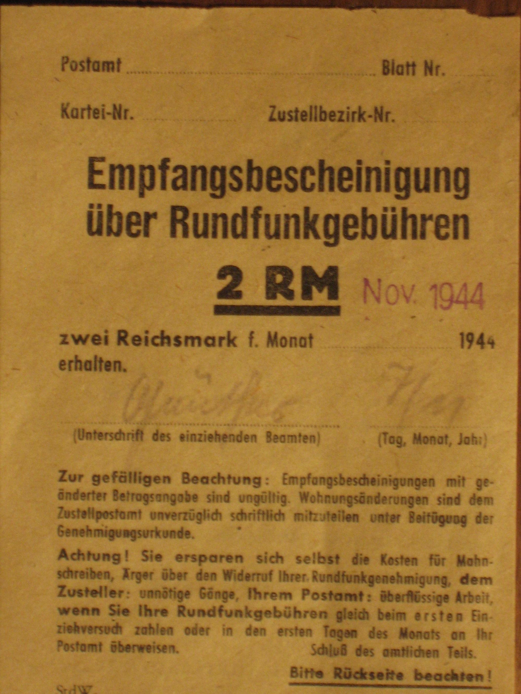 Rundfunkbeitrag österreich