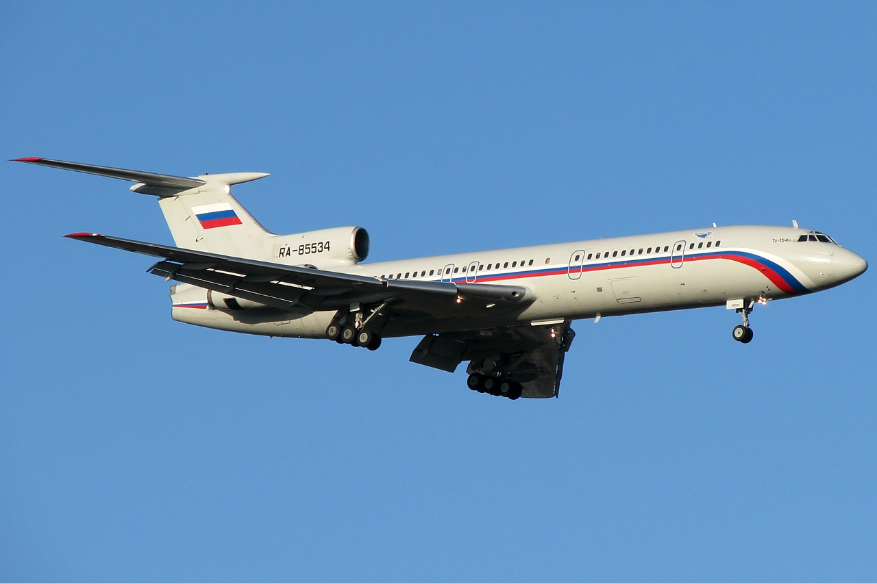 The full list of Tu-154 passengers who fell into the Black Sea has been published on 12/25/2016 97