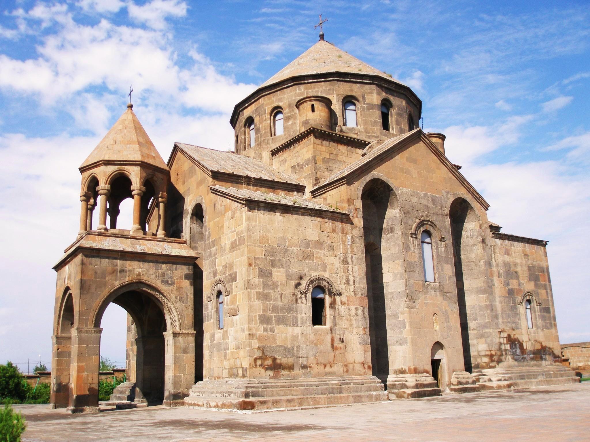 Saint Hripsime Church - Wikipedia