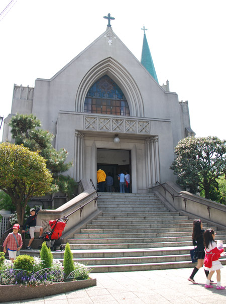 Sacred Heart Cathedral, Yokohama 1.jpg