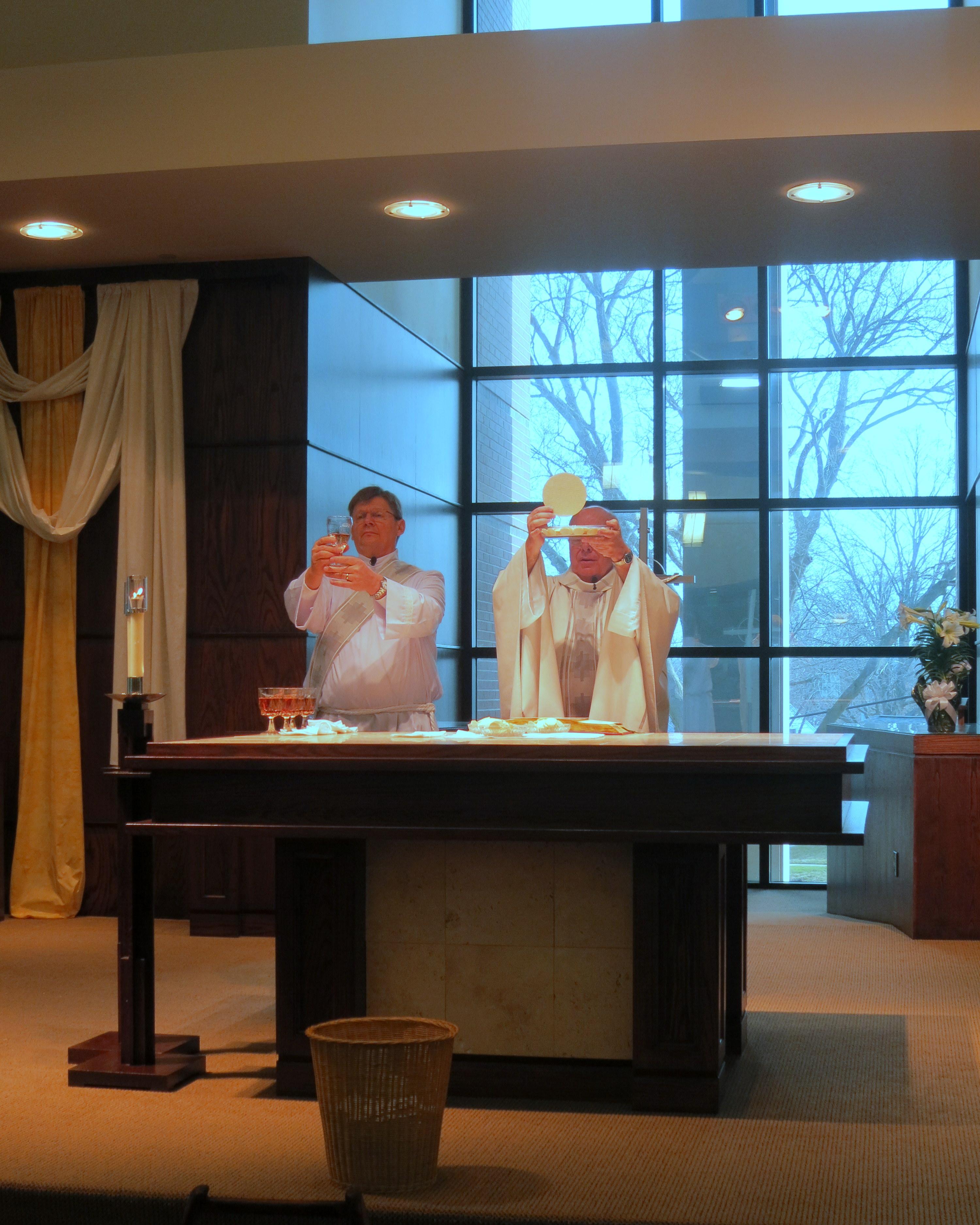 File:Saint Ludmila Catholic Church (Cedar Rapids, Iowa)   The Holy Sacrifice