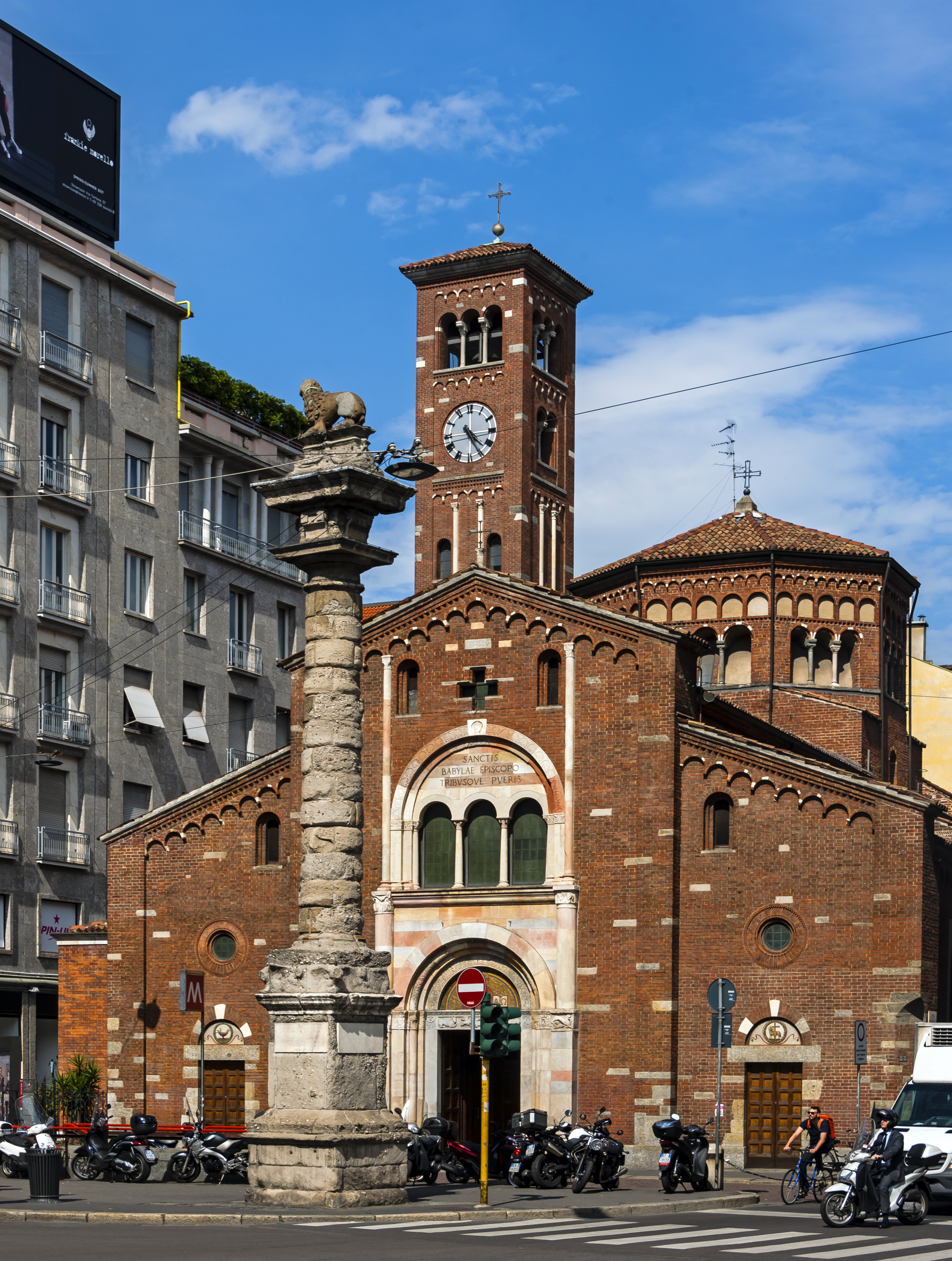 San Babila Milan Wikipedia