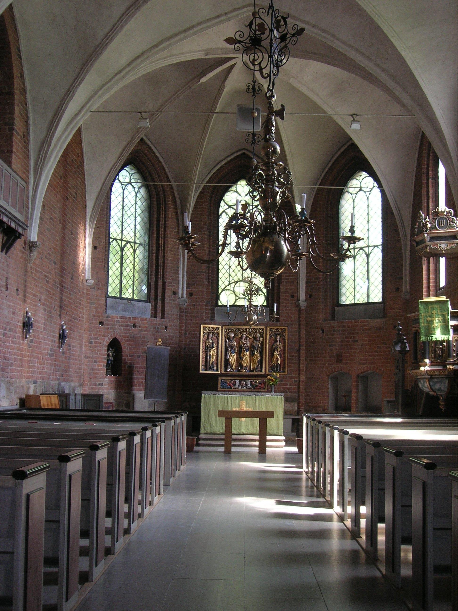 Sankt Peters klosters kyrka