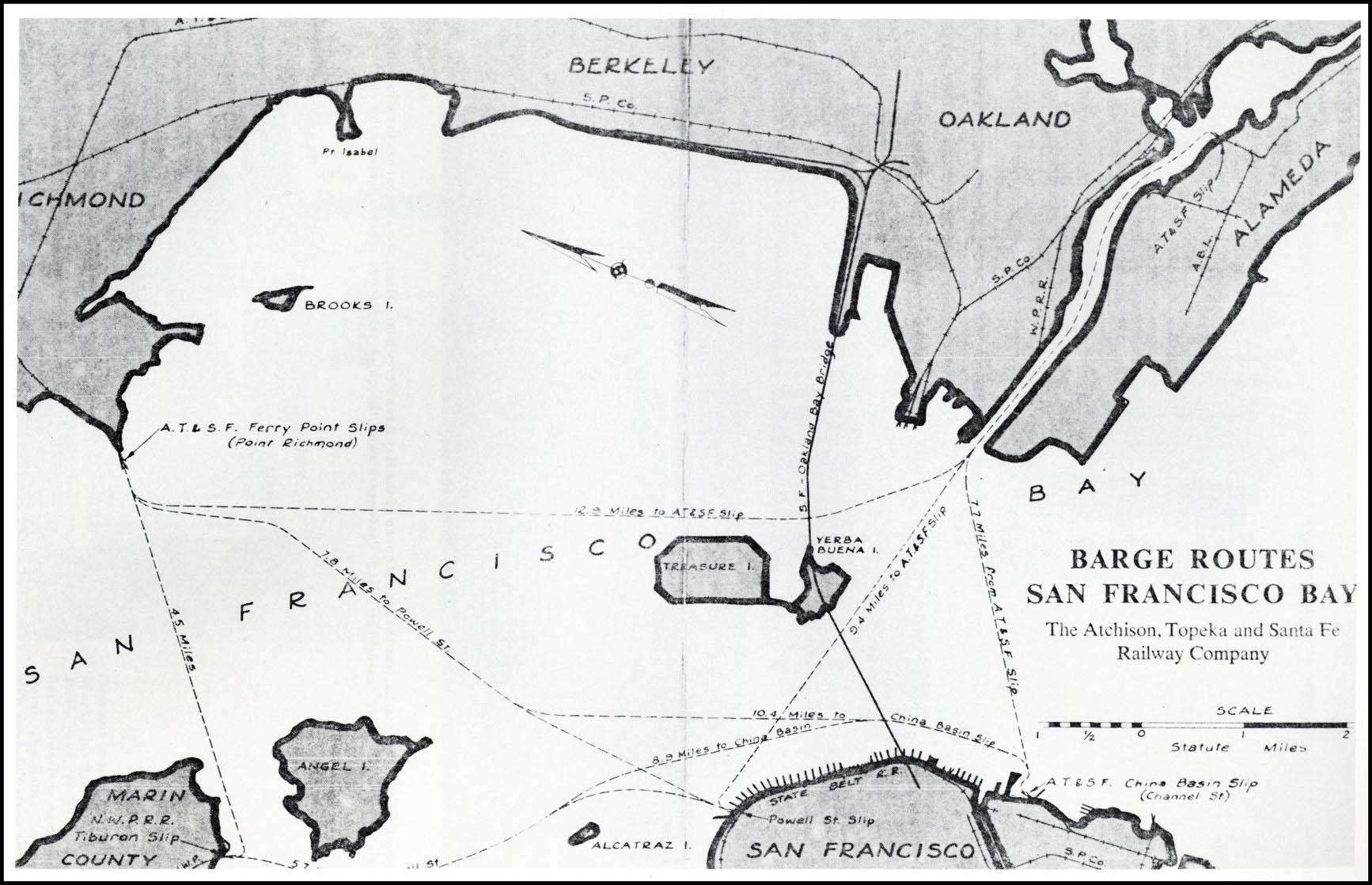 FileSanta Fe Railroad Barge Route Mapjpg  Wikimedia Commons