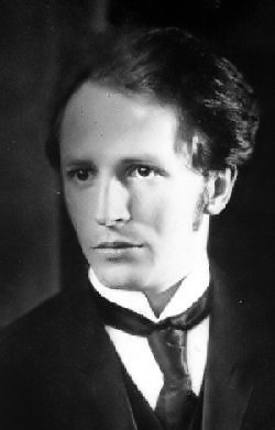 The image of German conductor Carl Schuricht (...