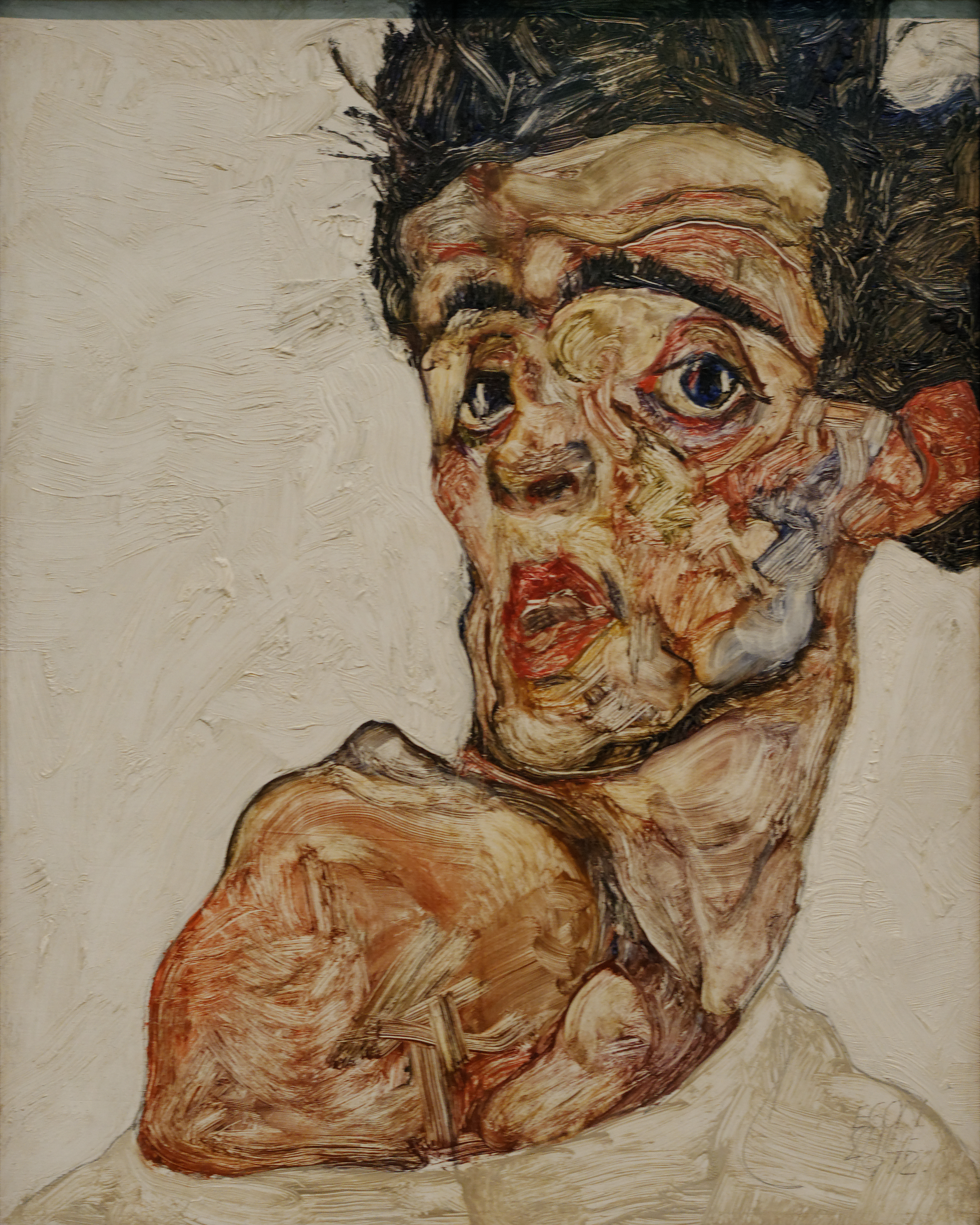 Egon schiele self portraits
