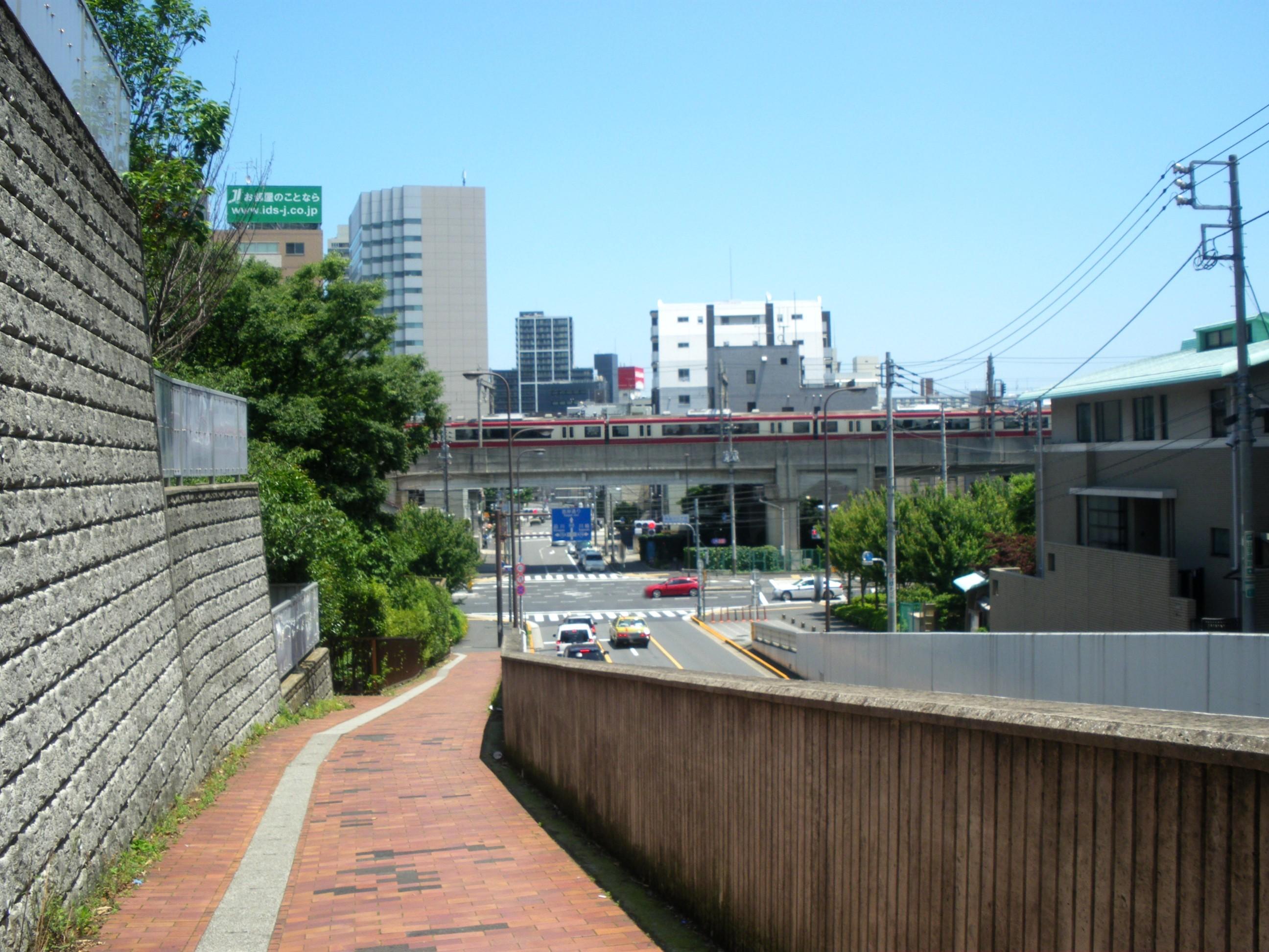 File:Sendai slope oi shinagawa tokyo 2009-2.JPG - Wikimedia Commons