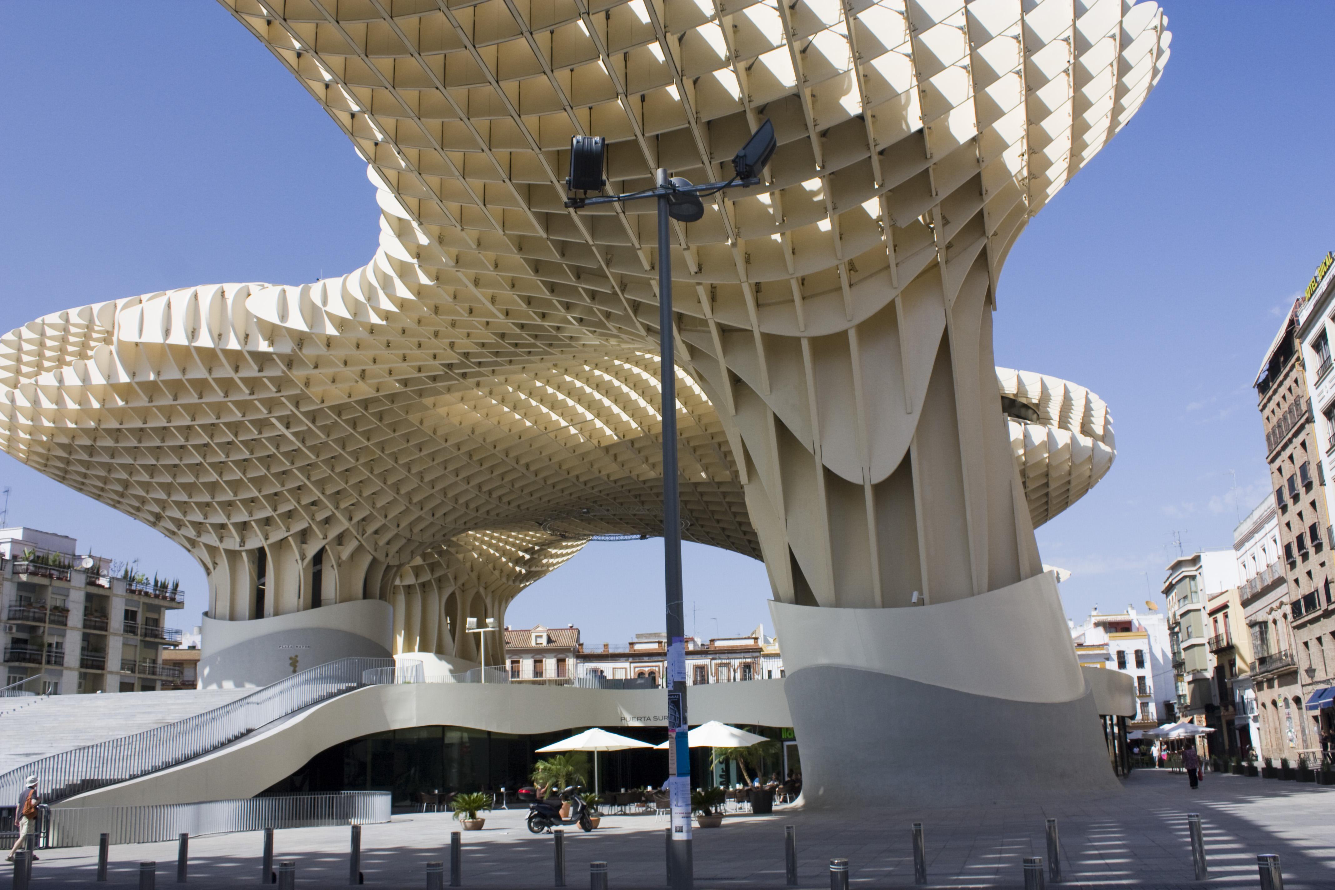 File:Sevilla-Metropol Parasol (Calle Imagen)-20110915.jpg - Wikimedia Commons