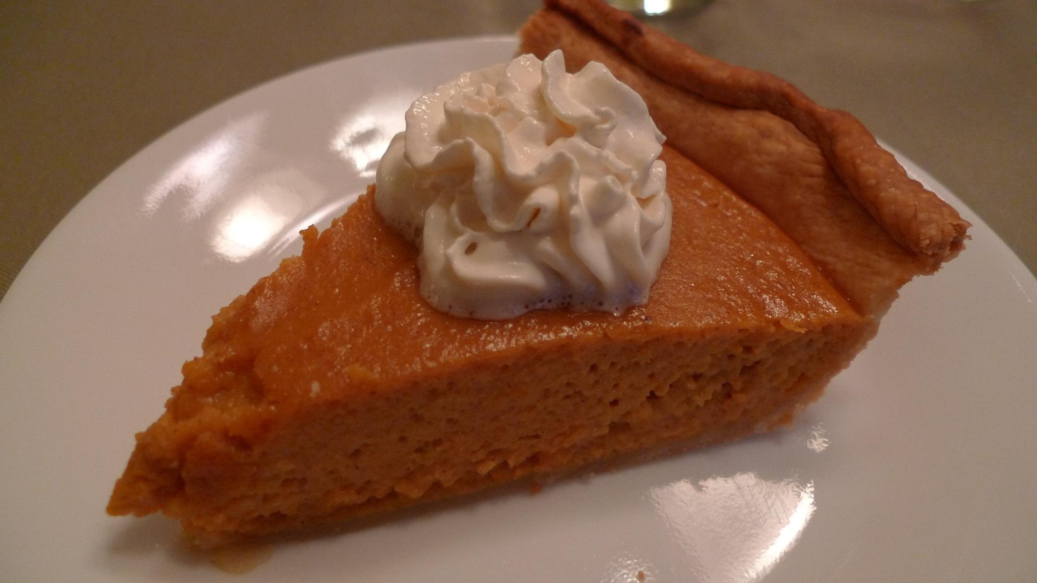 Can Pumpkin Pie Cook In Round Cake Pans