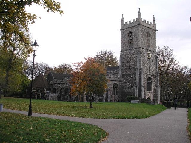 St. Dunstan's, Stepney