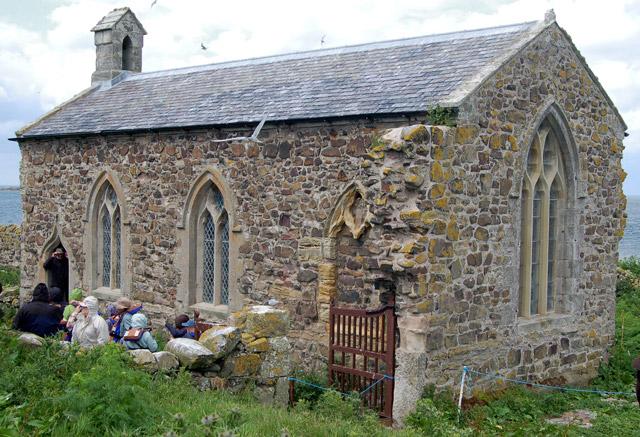 St Cuthbert's Chapel on Inner Farne - geograph.org.uk - 1379395