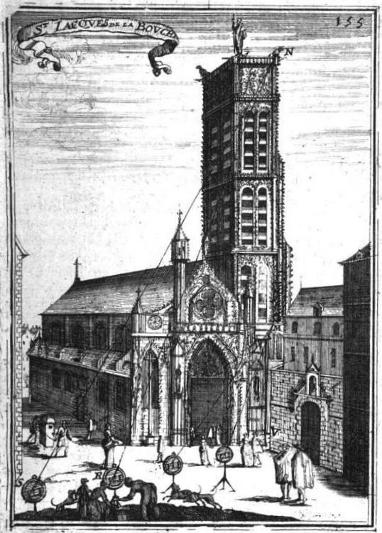 église Saint-Jacques-la-Boucherie