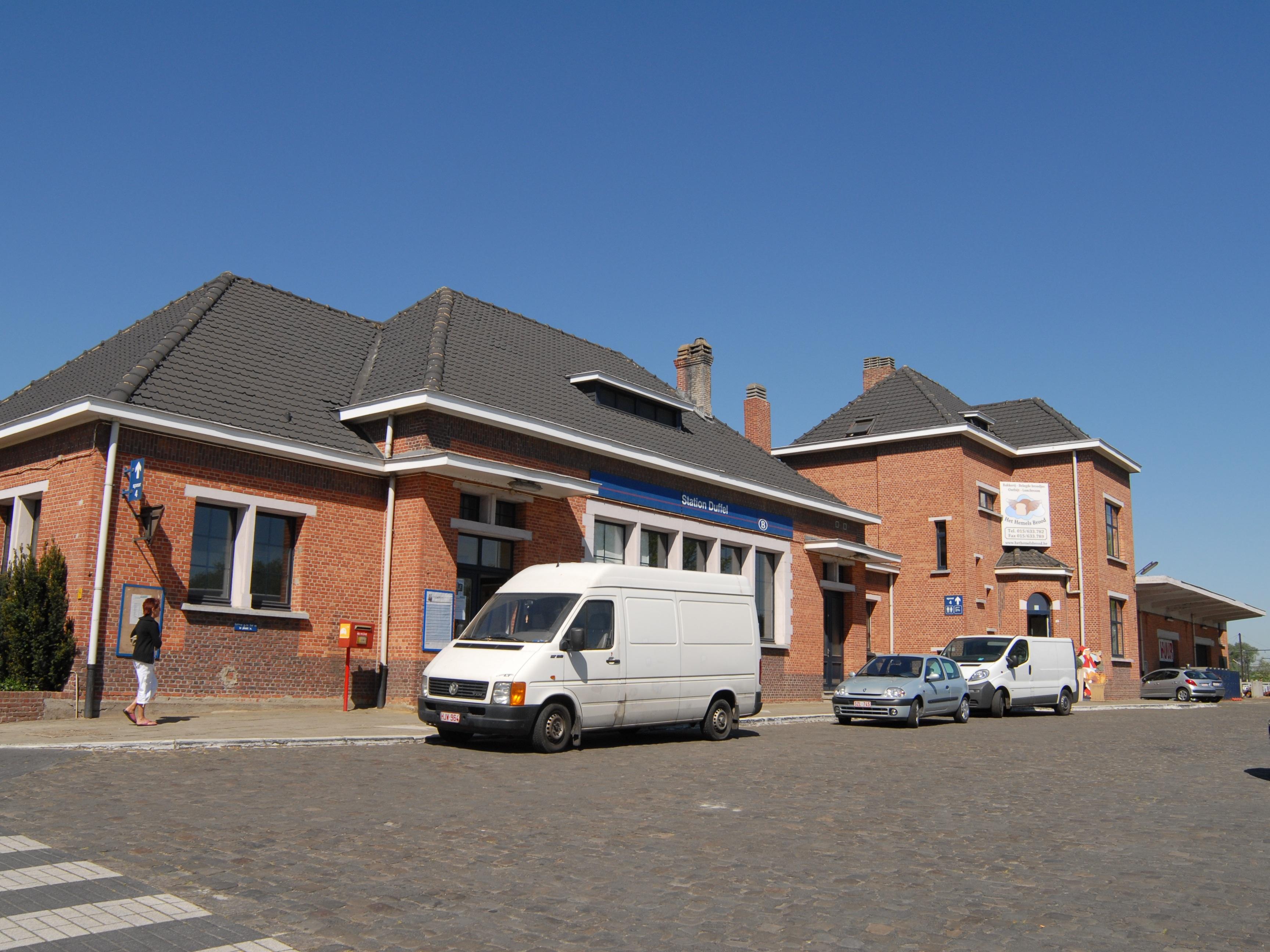 a19f6d38bd8 Station Duffel - Wikipedia
