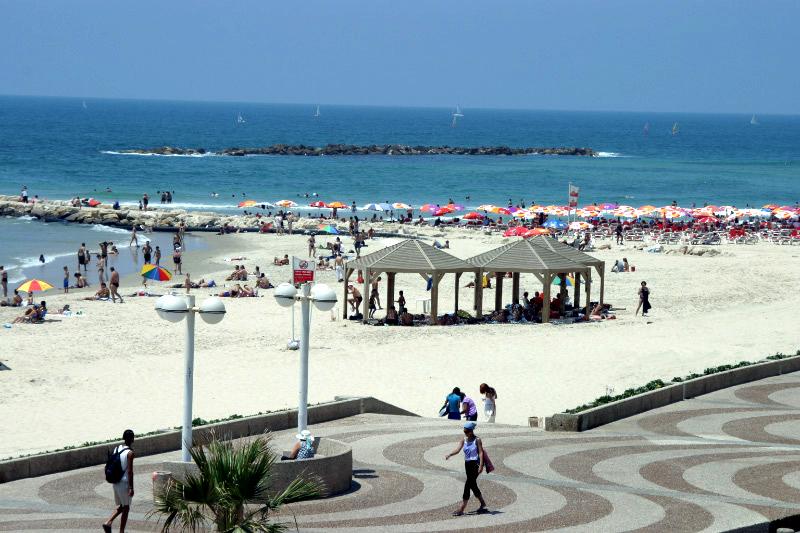 Богатые люди скупают элитную недвижимость за 50 млн. долларов в Тель-Авиве