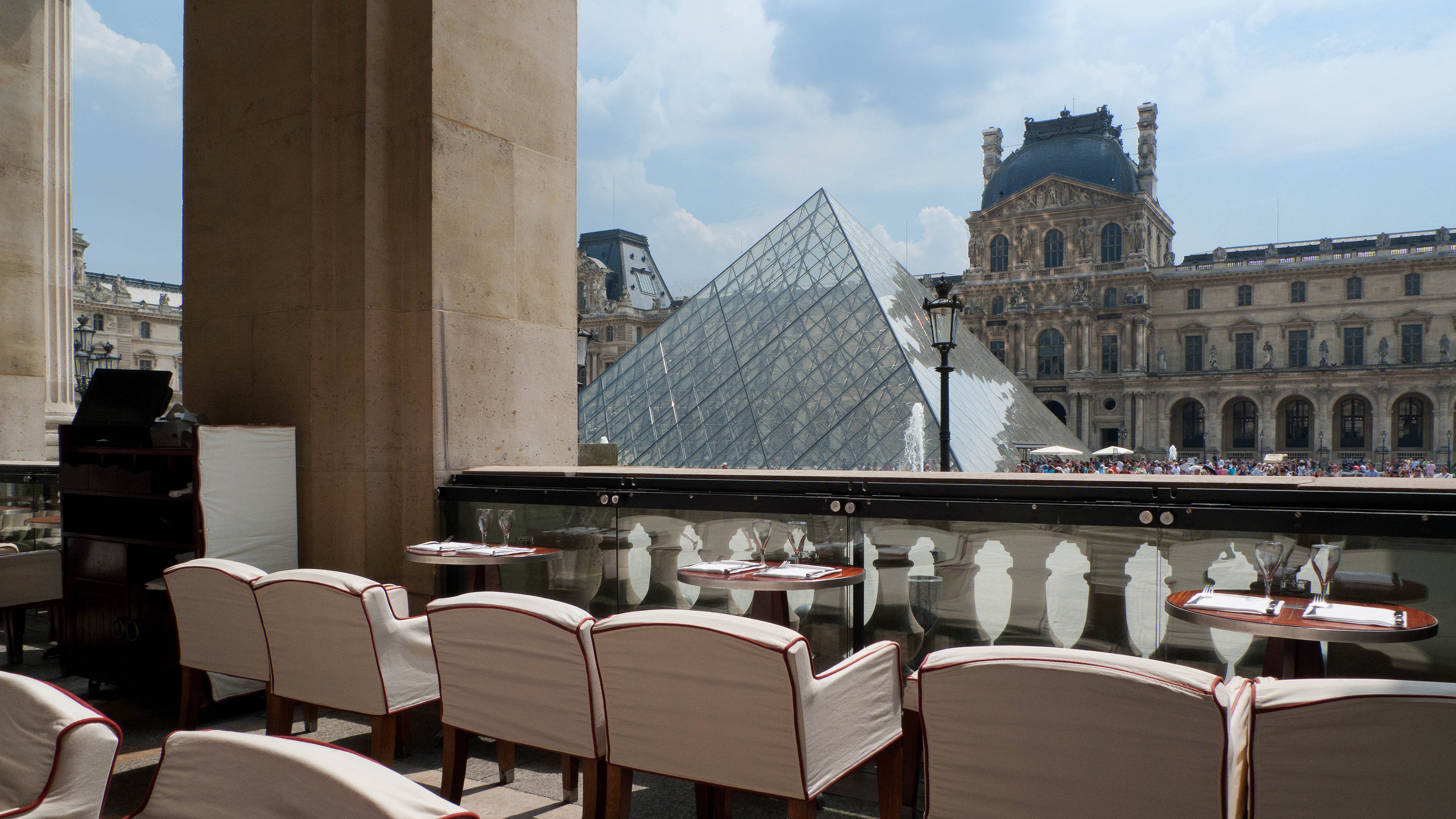 Paris Museum Cafe