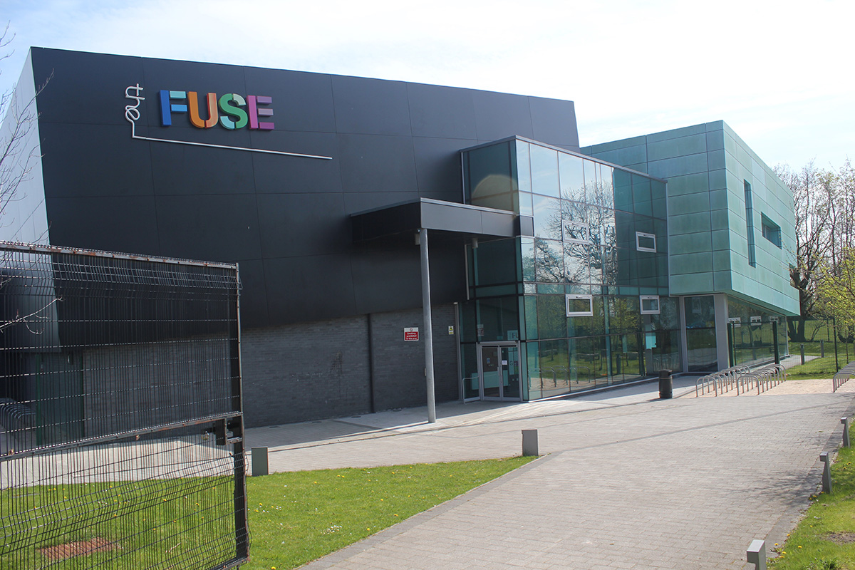 File The Fuse  Partington  Greater Manchester Jpg