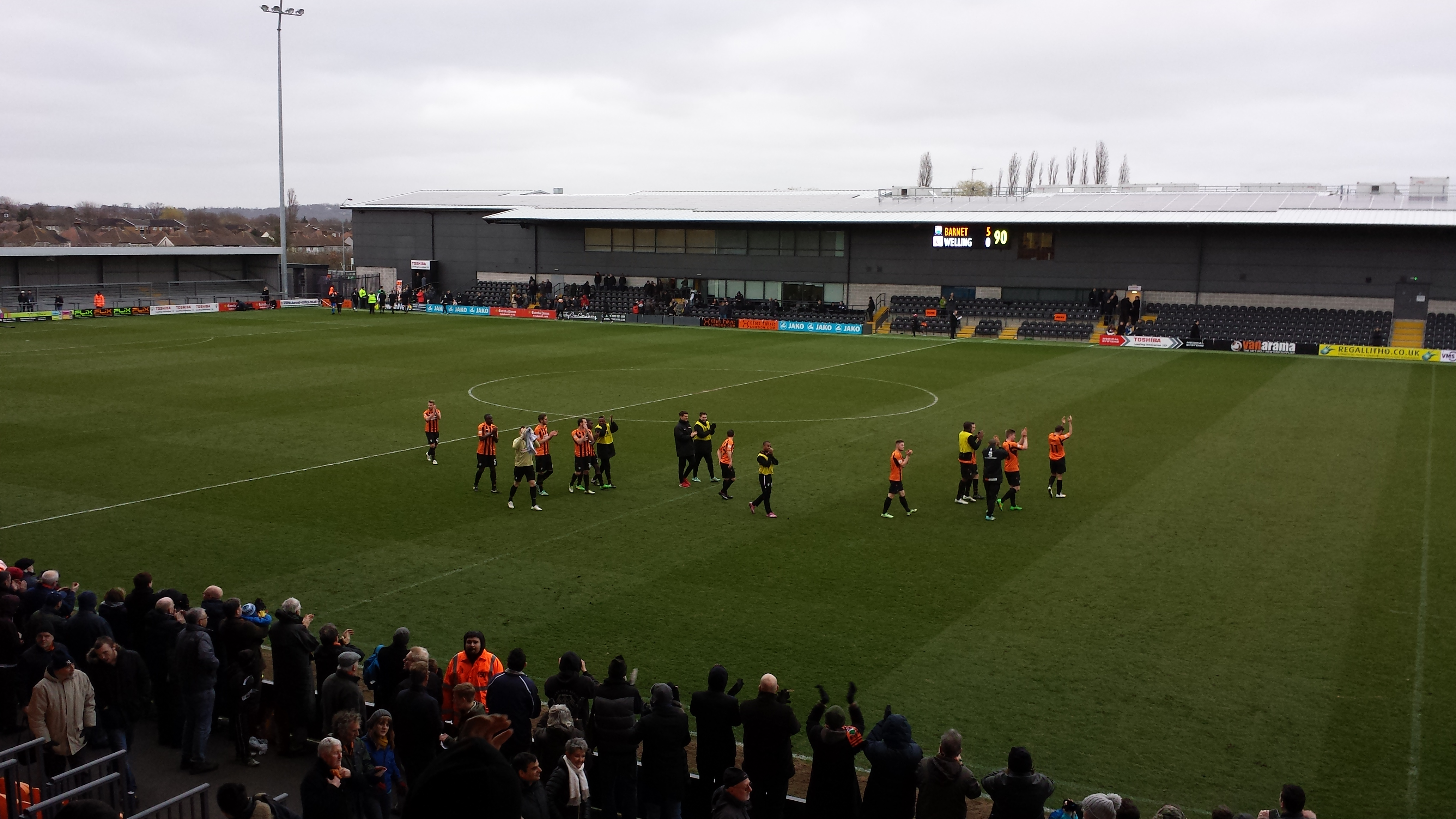 Image result for the hive barnet