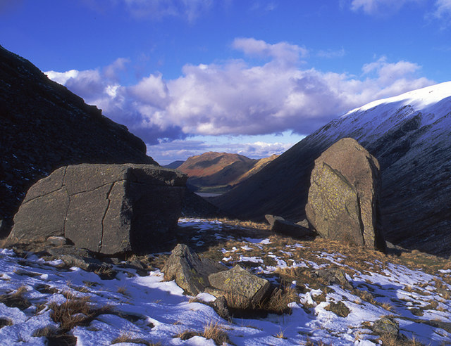 The Kirk Stone - geograph.org.uk - 1054199