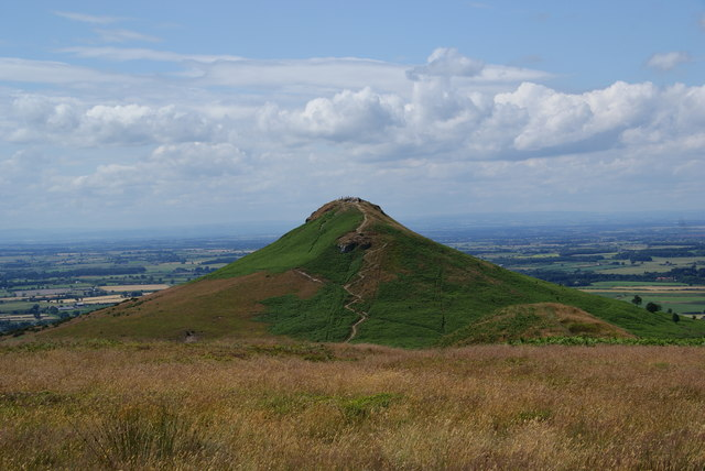 The path up Roseberry Topping - geograph.org.uk - 1628800
