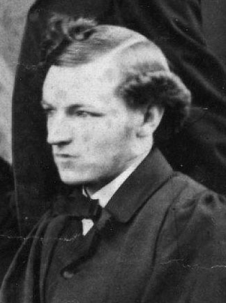 Thomas Erskine Holland in 1860
