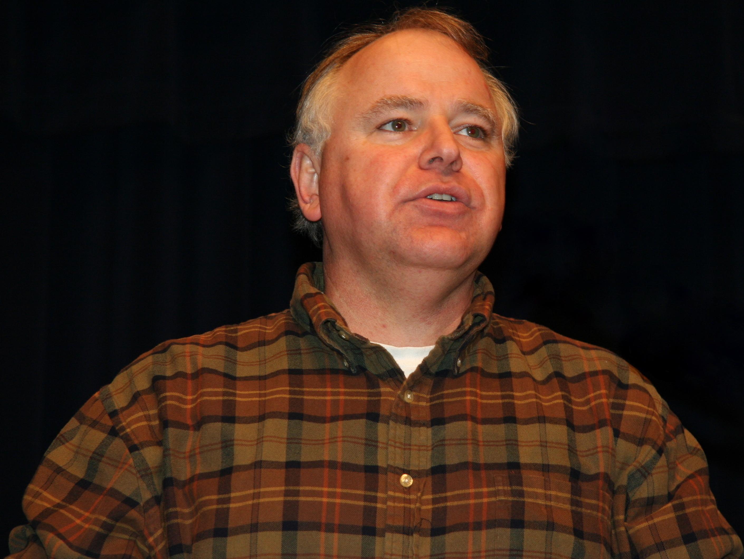 Tim Walz
