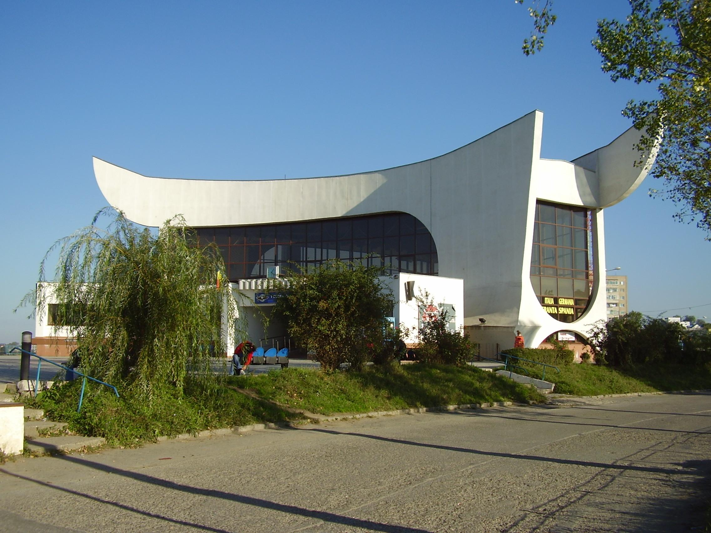 Fişier:Tulcea Oras railway station.jpg