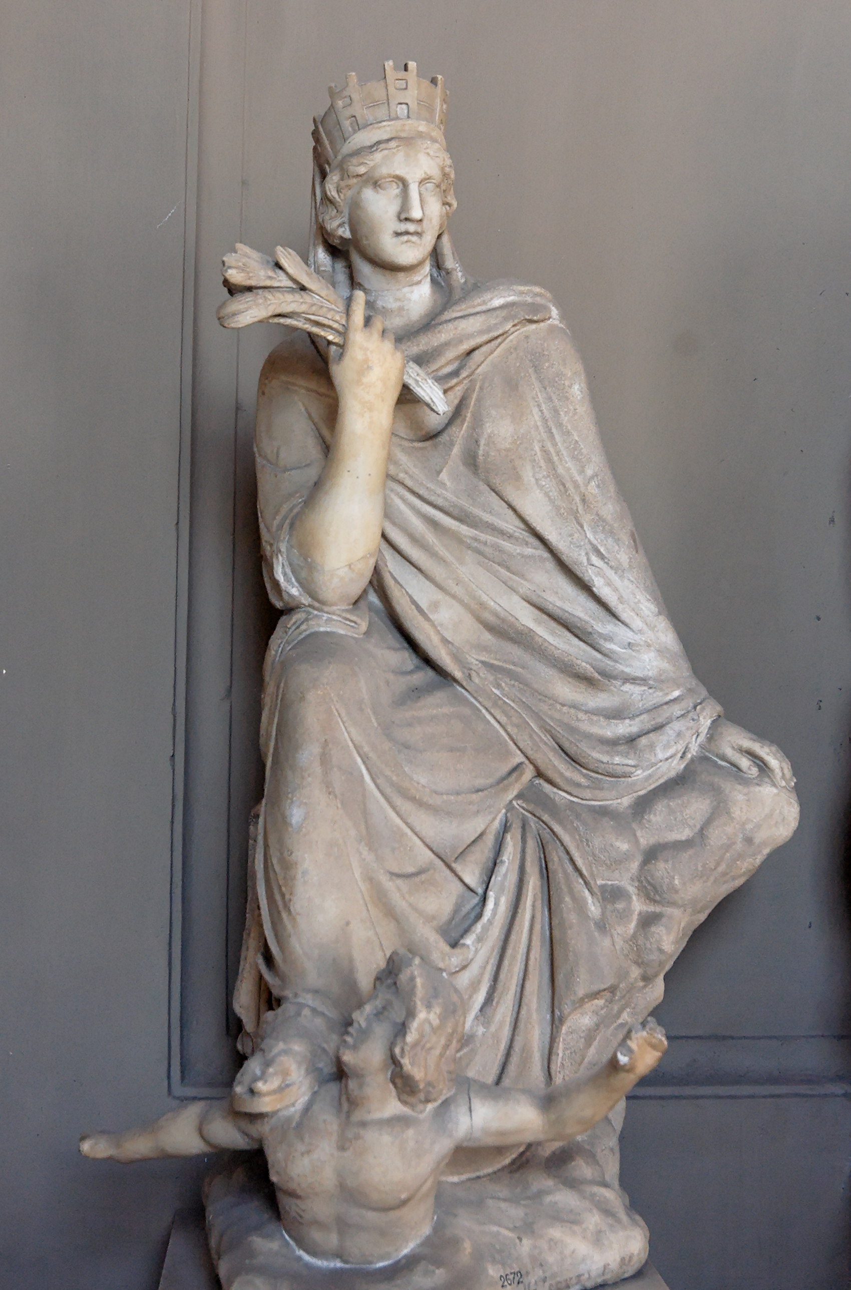 Greek God Of Fortune