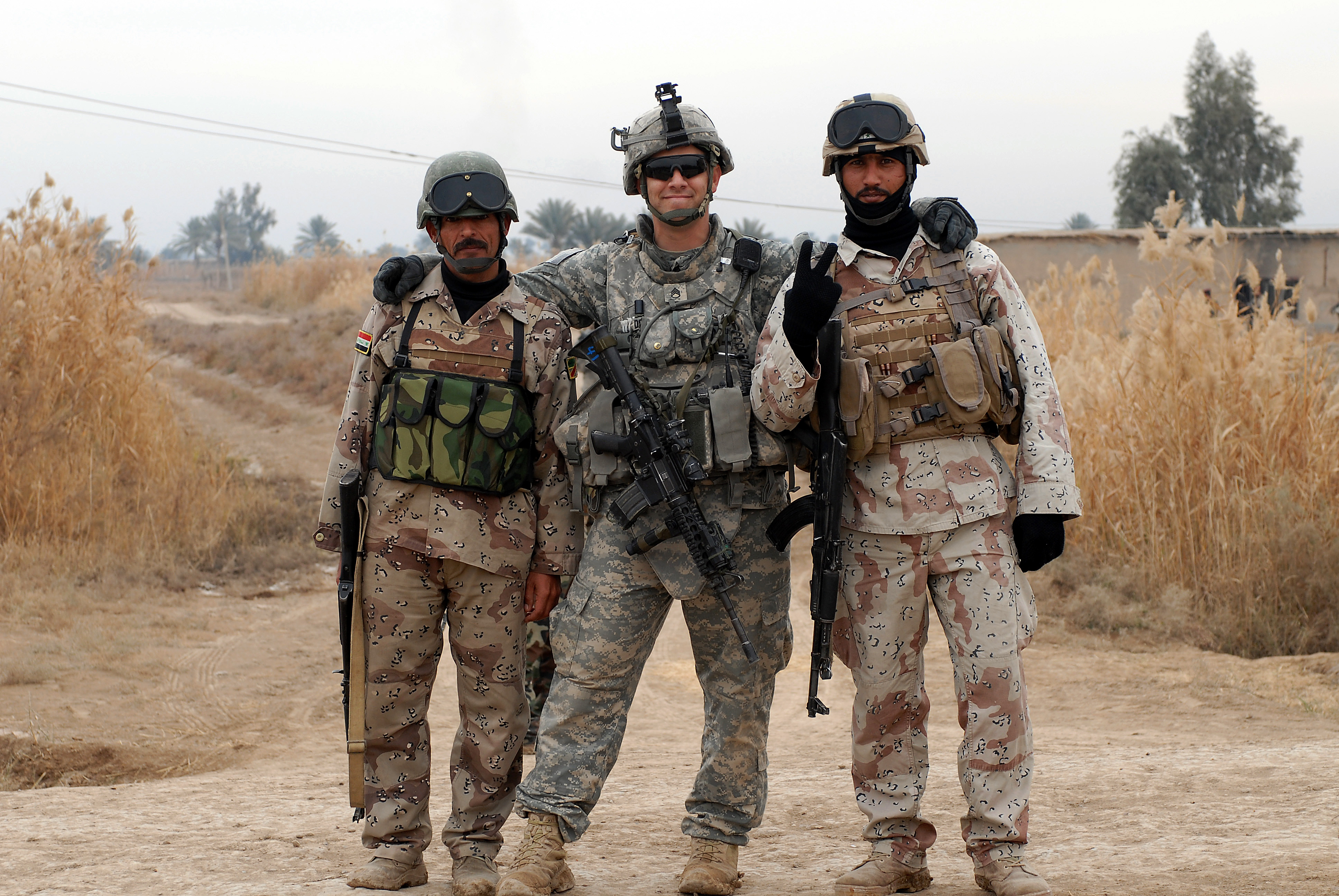 United States Army soldiers