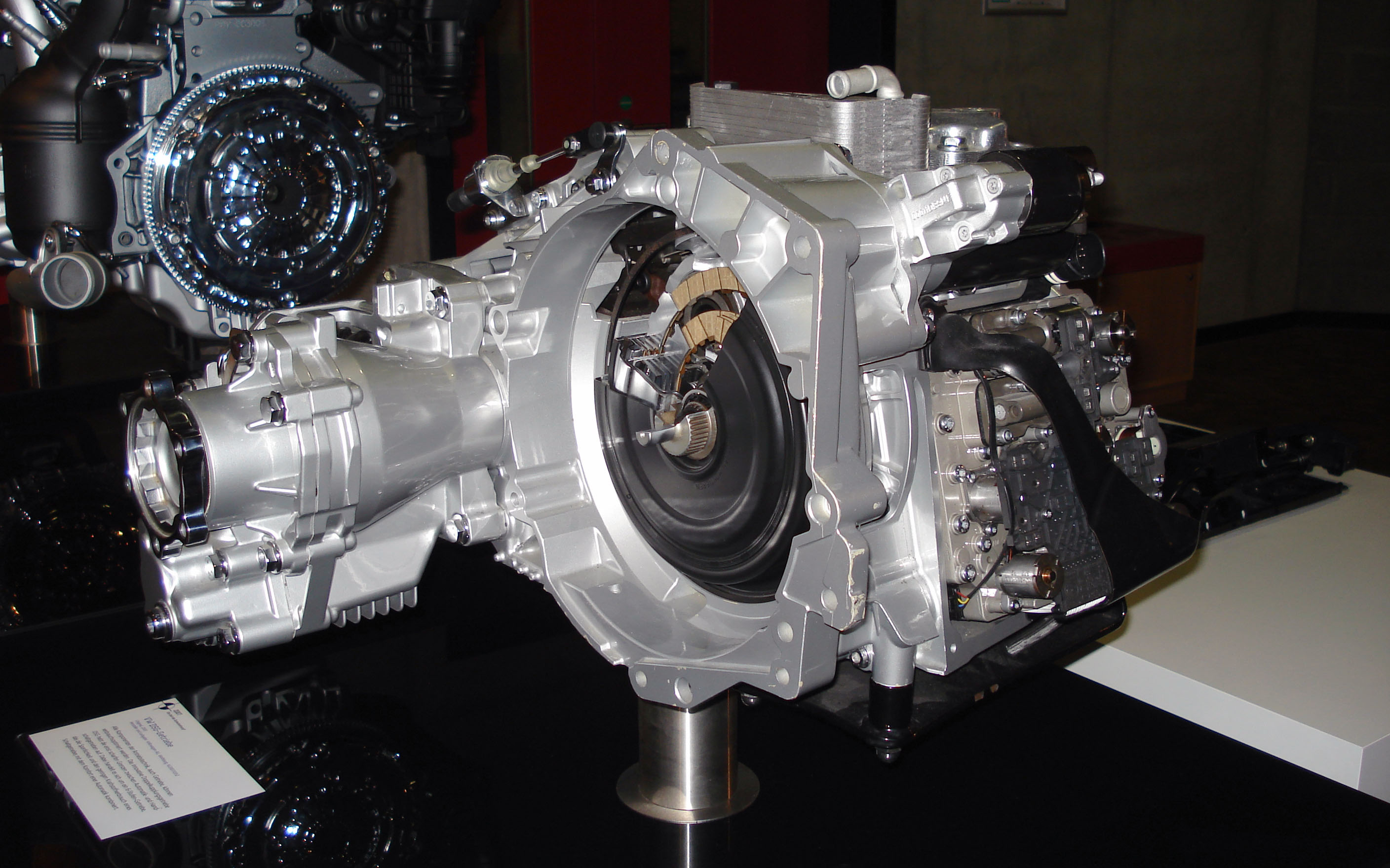 Engine And Transmission >> Dual Clutch Transmission Wikipedia