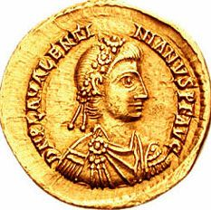 Valentinian III 5th-century emperor of the Western Roman Empire