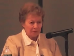 Virginia Held American feminist philosopher