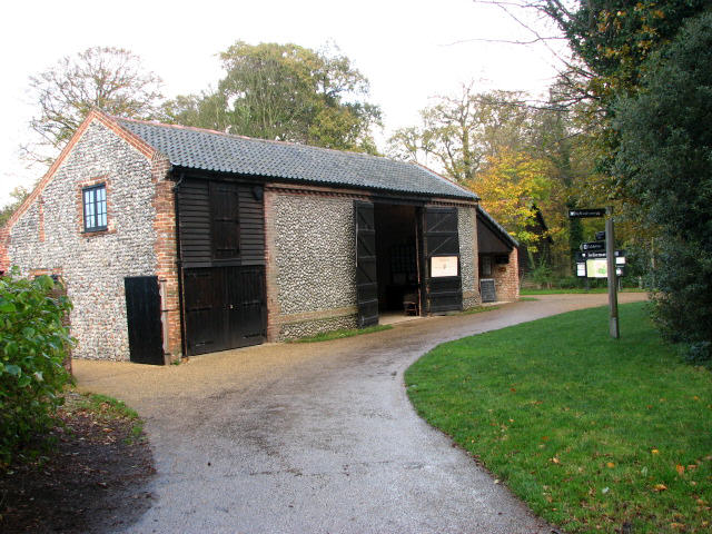 Visitor Information Centre and Shop - geograph.org.uk - 609441