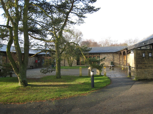 Visitors' Centre at Sutton Bank - geograph.org.uk - 1583515