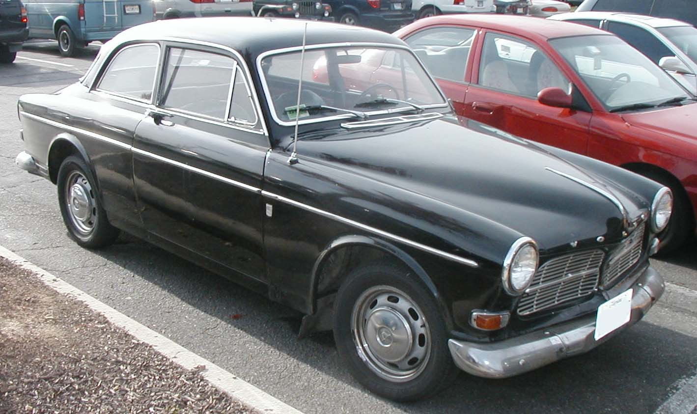 finest selection 9acc6 f49c1 Volvo Amazon - Wikipedia